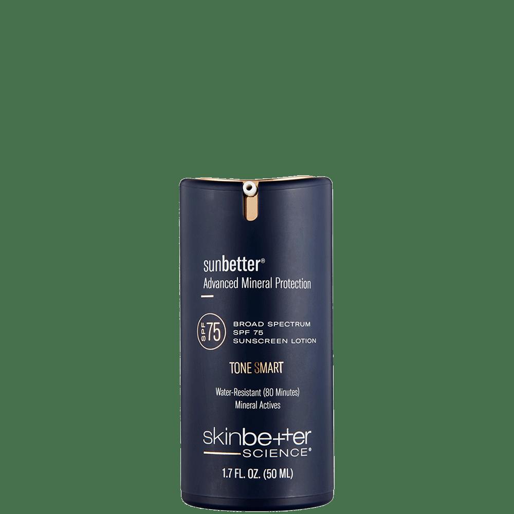 sunbetter Tone Smart SPF 75Lotion 50ML Bottle